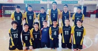 Campeon provincial de voley