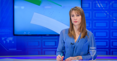 coductora canal 10
