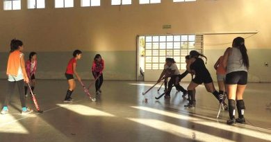 Hockey en Comallo