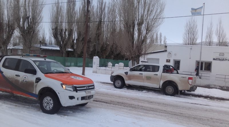 NIEVE DEFENSA CIVIL