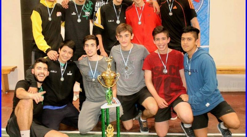 VOLEY CAMPEON SUB17