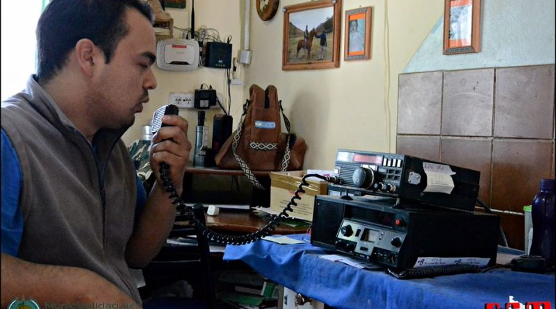 radios defensa civil