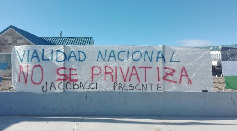 vialidad no se privatiza