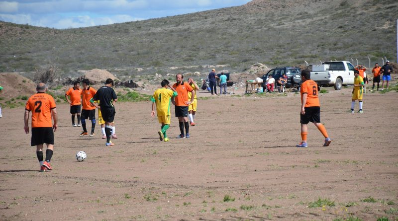 futbol sierra colorada