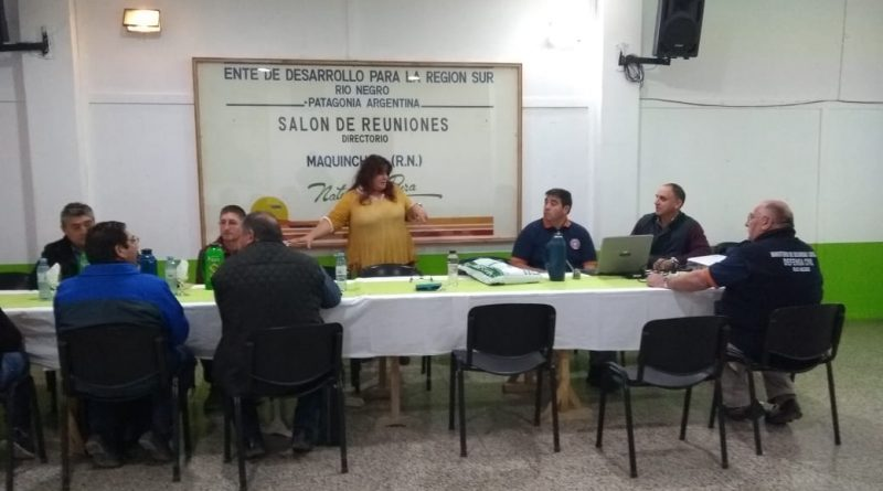region sur reunion emergencias